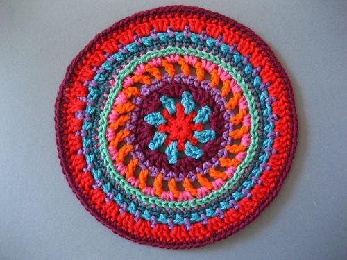 Attic 24 Mandala ~ free pattern ᛡ