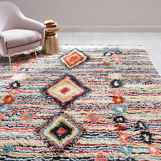 Charm Wool Rug Multi 9 X12 Products In 2019 Rugs