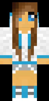 Minecraft skin search девочек