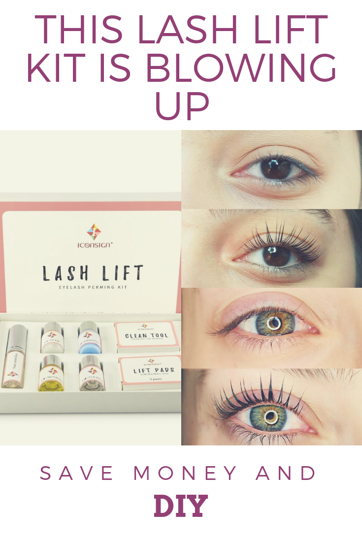 64453788646 😍Everyone is loving this Lash Lift Kit!😍 Tired of constantly paying to  get your lashes filled? Save time and money with this lash lift kit and  keep your ...