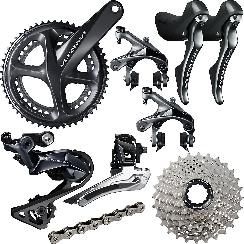 Shimano Ultegra R8000 Groupset Bike Bike Components Cool Bike