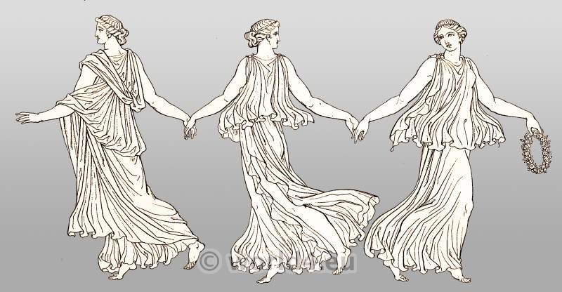 how to make an ancient greek costume for girls