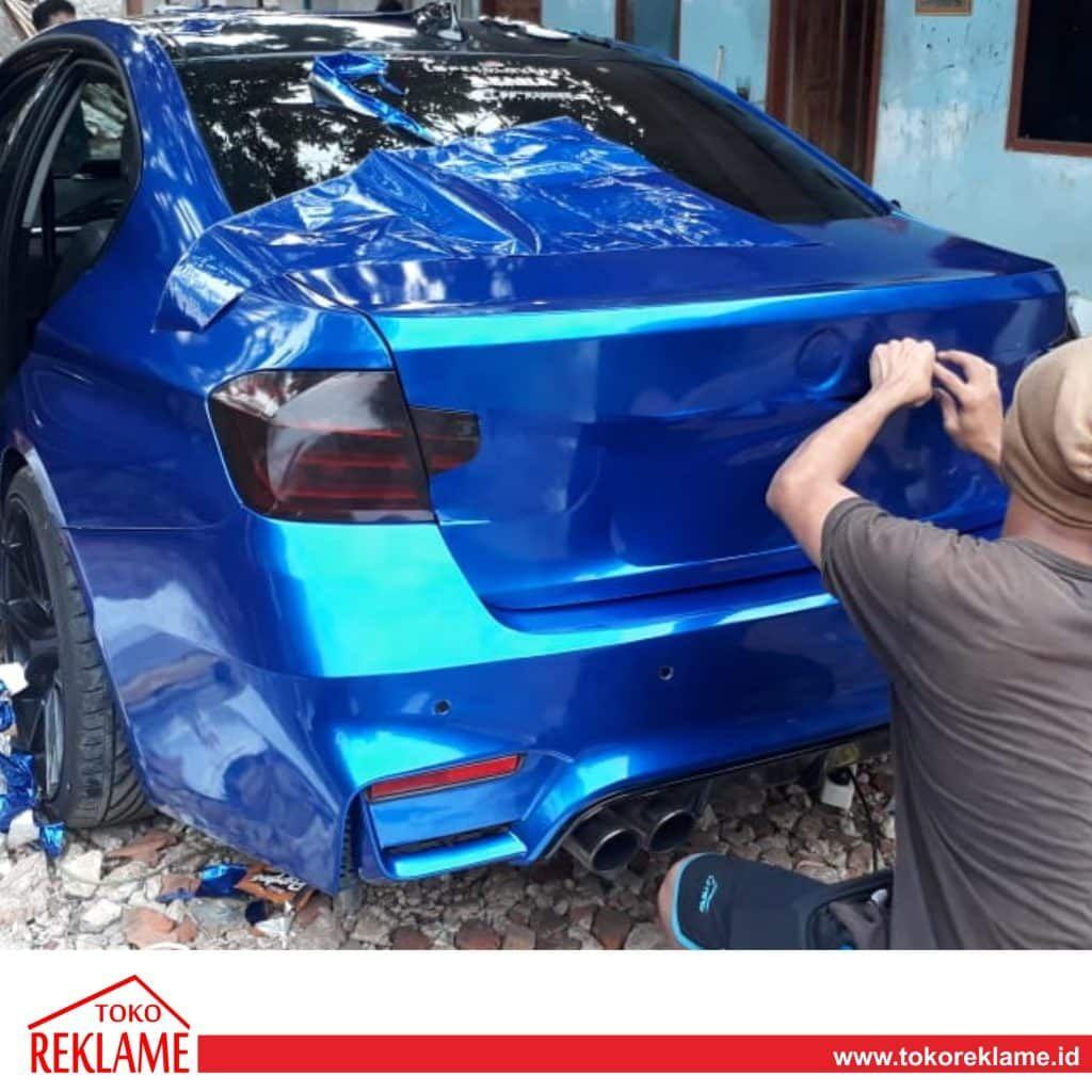 Jasa Produksi Wrapping Mobil Di Surabaya Mobil Surabaya Reklame