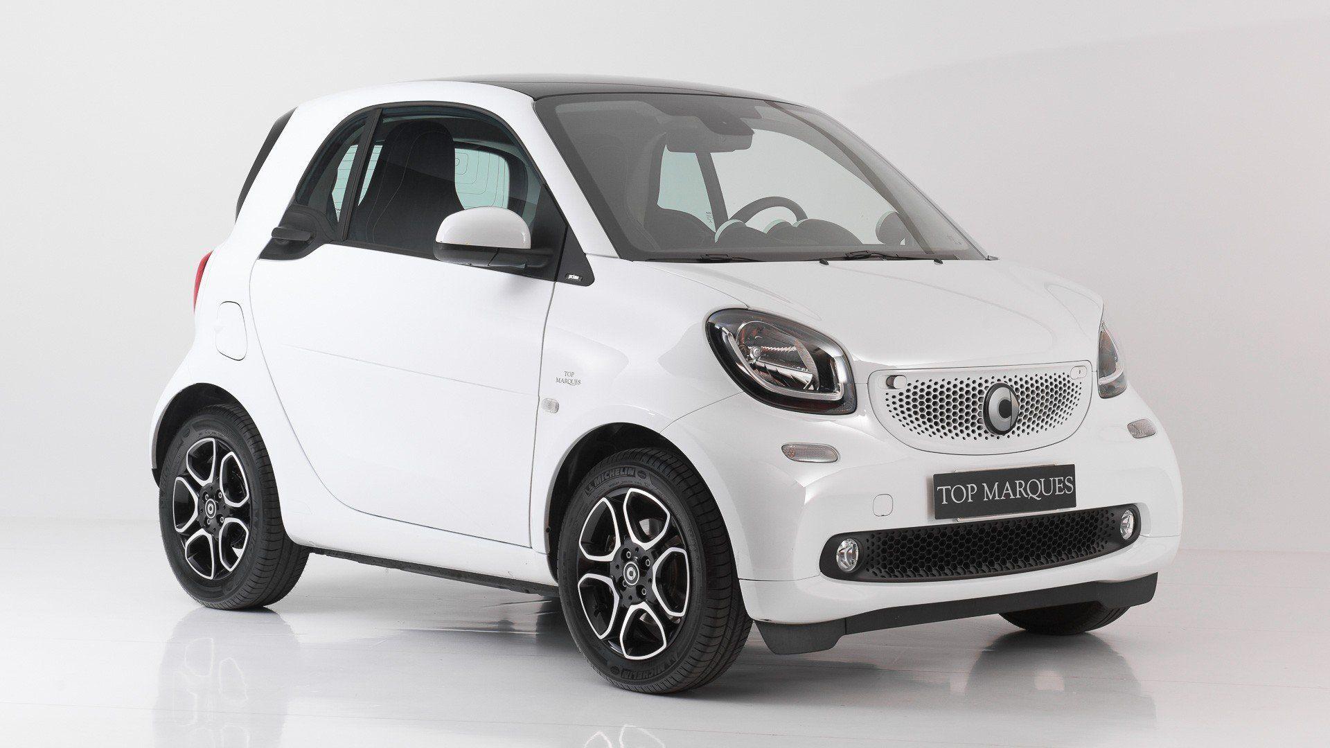 2015 Smart Fortwo 90 0 9 Turbo Prime