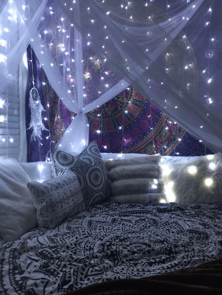 Boho Bedroom Styling - Sarah Grace at Home