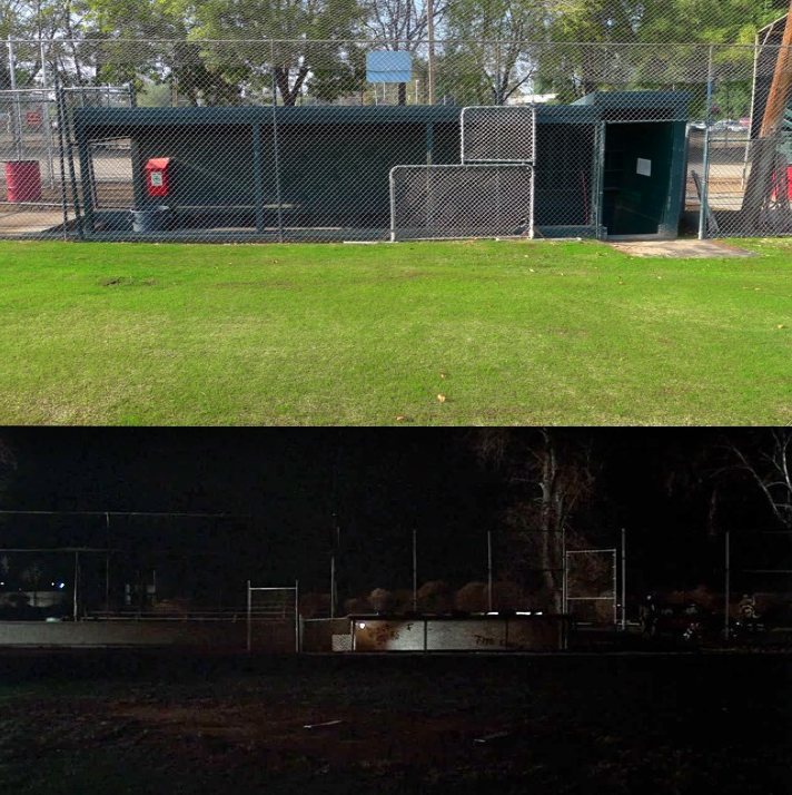 Fast Times at Ridgemont High (Dugout Scene) Encino Little League 5120 Havenhurst Avenue, Encino, Calif.