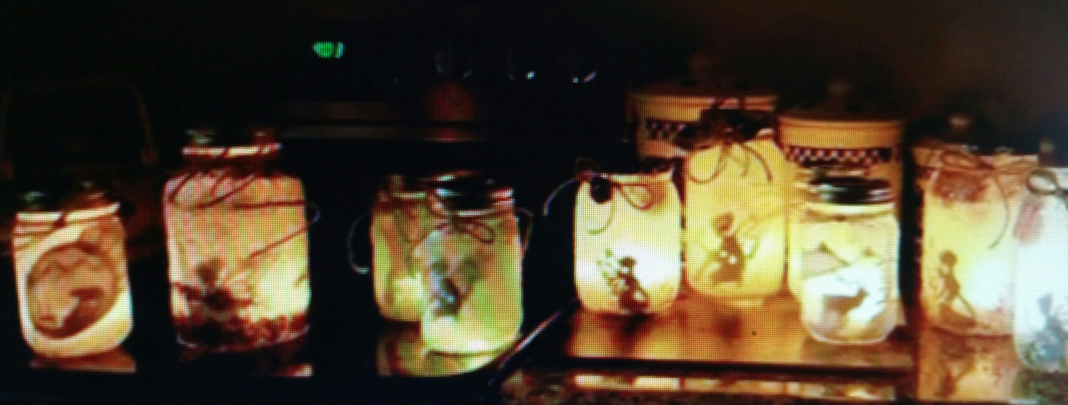 Fairy Jars & Other