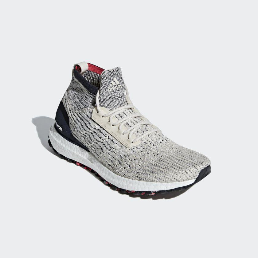Ultraboost All Terrain Shoes Clear
