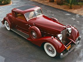 THE 1930S SUPER LUXURIOUS PACKARD AUTOMOBILES #1930S #PACKARD #AUTOMOBILES