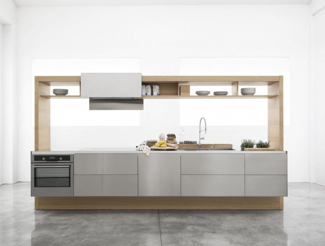 Archea Is A Rational Project Coming From The Desire To Offer Creative Solutions To Match Consistent Exper Kitchen Design Modern Kitchen Design Kitchen Interior