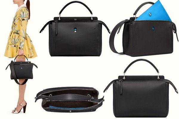 7291aaa5 Fendi Dotcom Bag | BAGS! | Fendi bags, Fendi, Bags