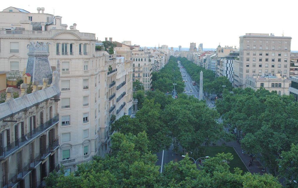 Top 29 Roof Terraces In Barcelona 2020 Stunning Rooftop Views Hotel Arts Barcelona Majestic Hotel Barcelona Majestic Hotel