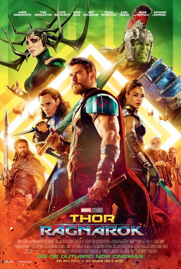 Thor Ragnarok Assistir Filme Completo Online Hd Em Portugues