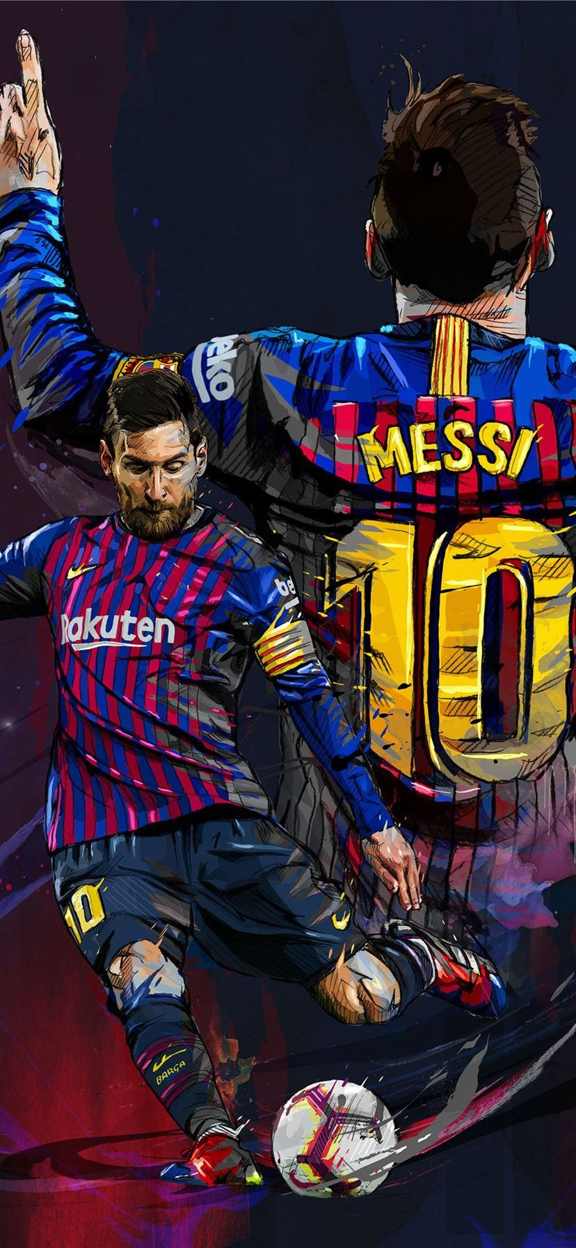 Pin On My Saves Iphone home screen iphone messi hd