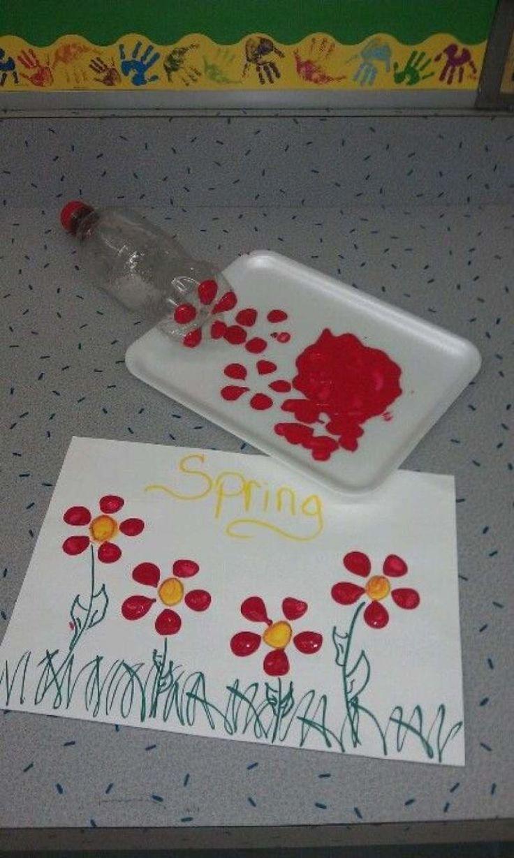 50 Spring Crafts für Kinder / Kinder im Vorschulalter und Kleinkinder um diese …