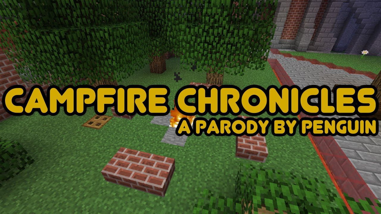 Campfire Chronicles The Gambler Lords Of Minecraft Parody