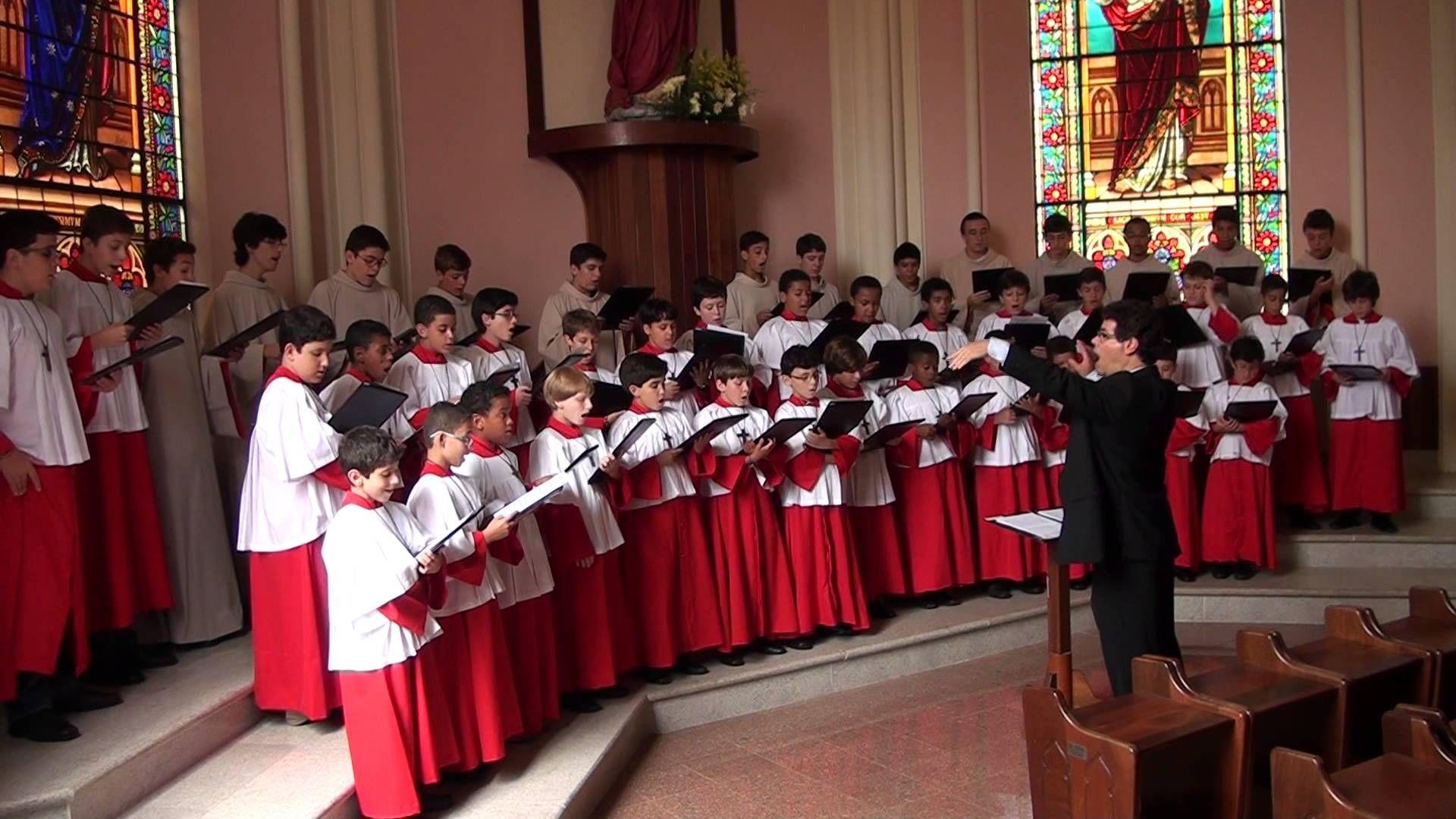 Jesus, Alegria dos Homens (J. S. Bach) - Canarinhos de Petrópolis - 2014...