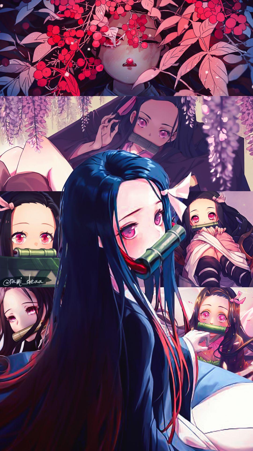 Pin de RamiDeaa em Demon slayer   Animes wallpapers ...