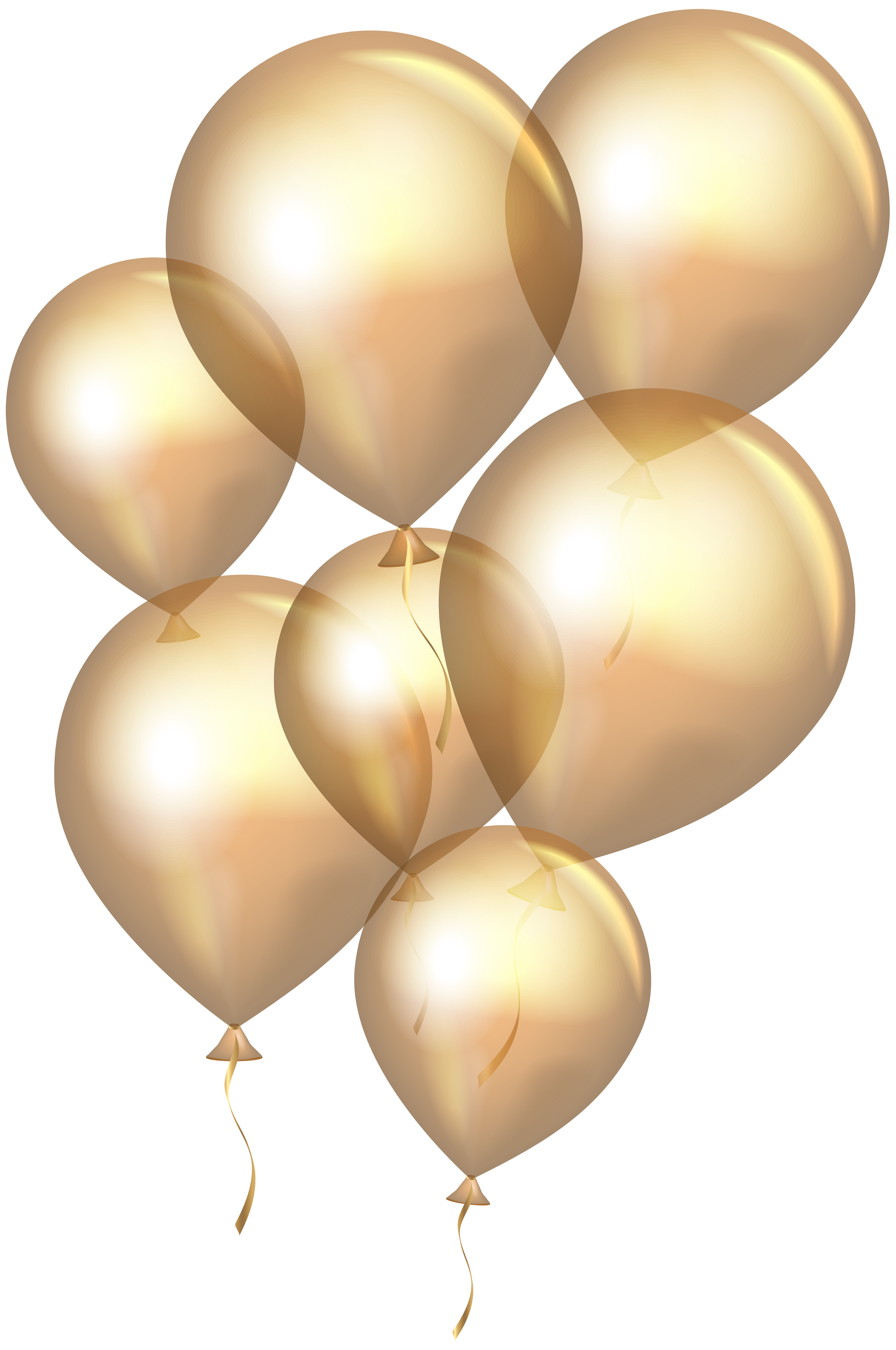 Transparent Gold Balloons Png Clip Art Gallery Yopriceville High Quality Images And Transparent Png Free Clipart Gold Balloons Balloons Free Clip Art