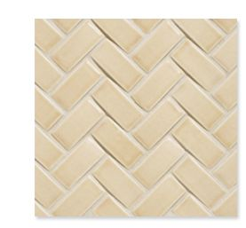 1 X 2 Arch Abbey Stone Matte Or Wild Honey Gloss Luxury Tile Handcrafted Ceramics Ceramic Tiles