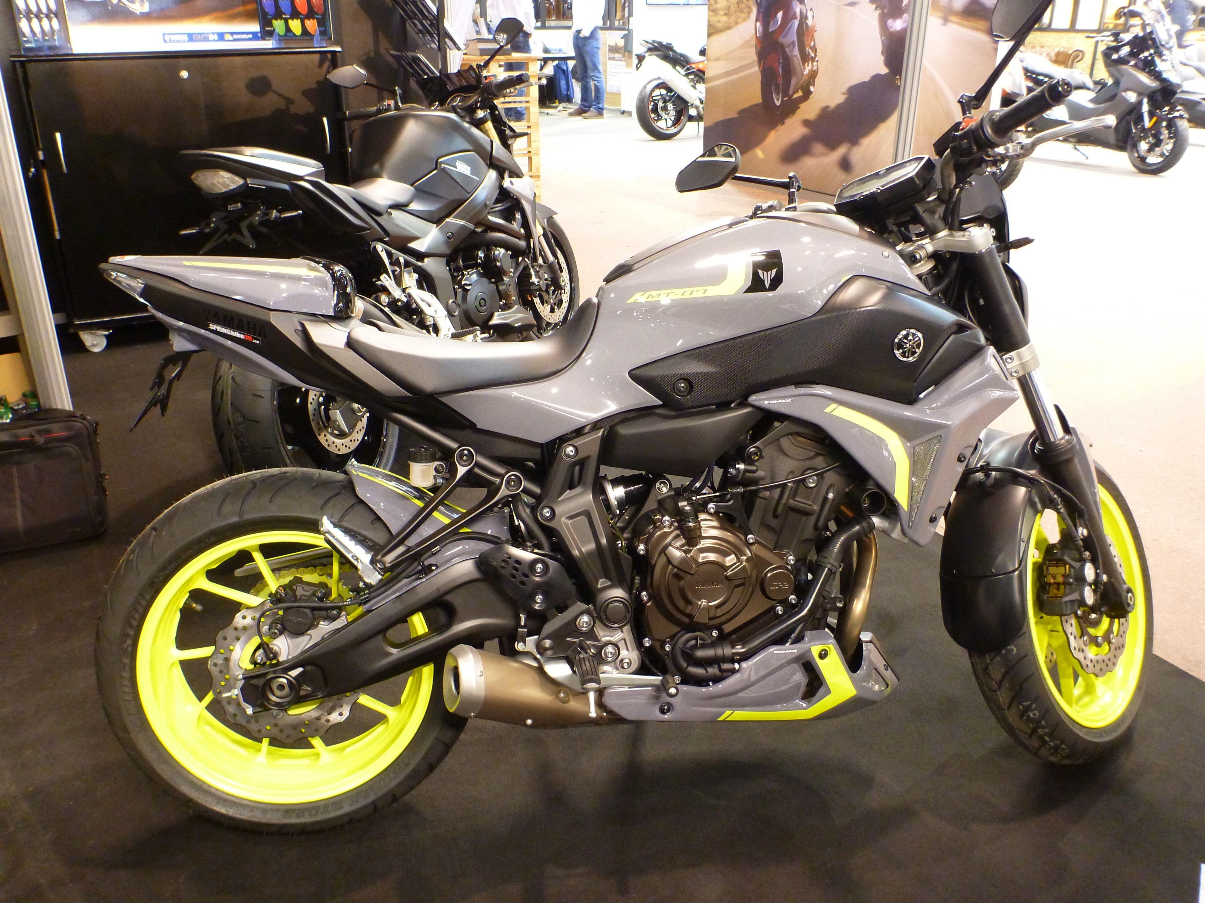 yamaha mt07 2016 twin colors by ermax design need for speed yamaha yamaha fz 09 motorbike. Black Bedroom Furniture Sets. Home Design Ideas