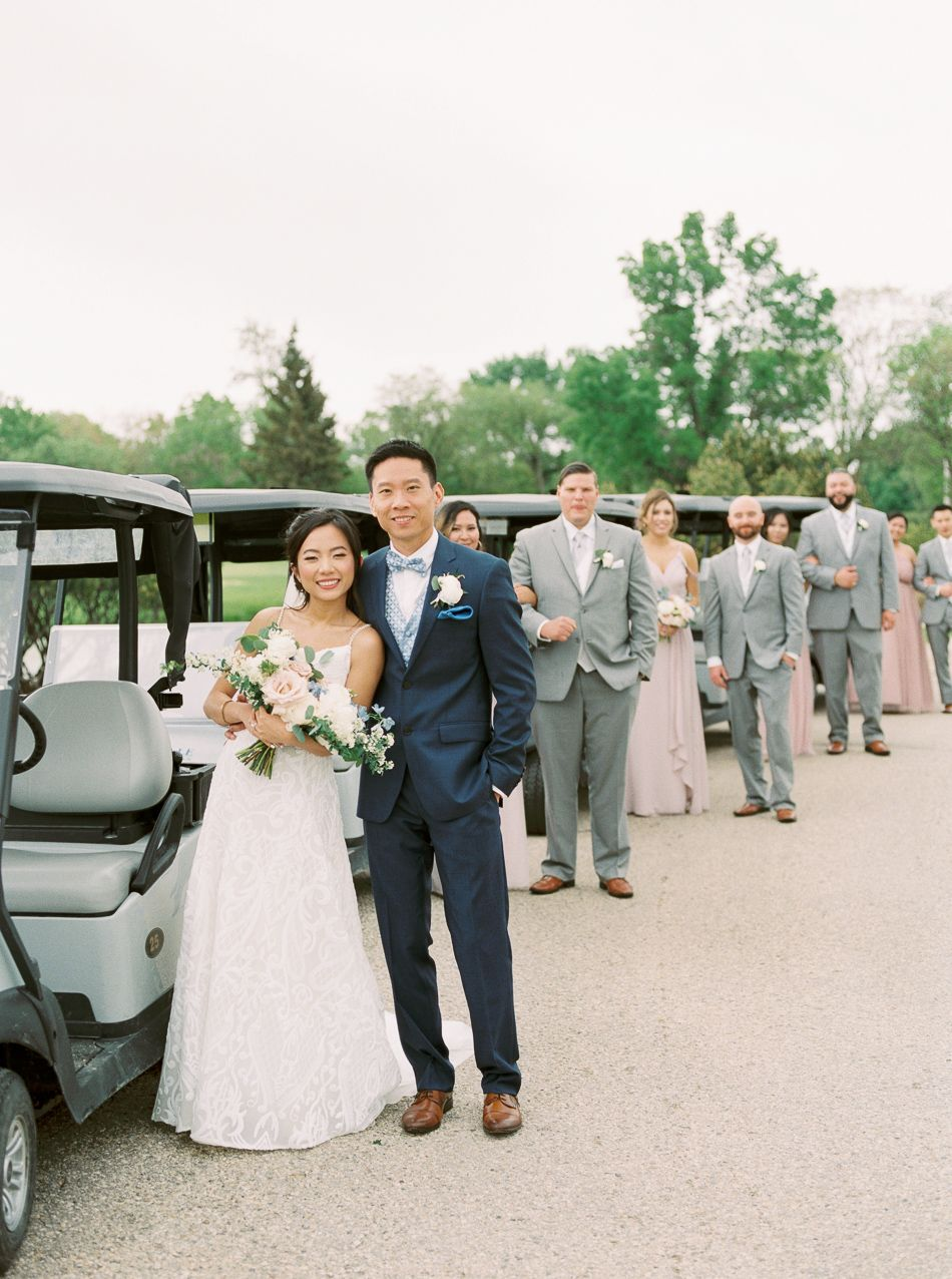 Elegant modern winnipeg wedding at the glendale gcc winnipeg