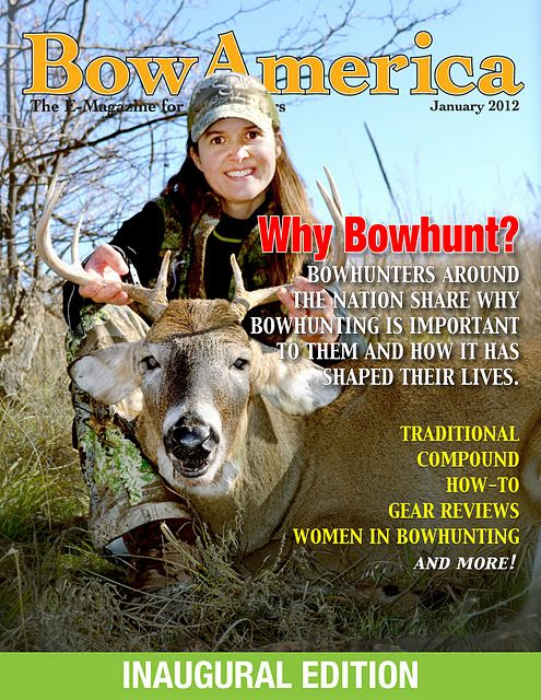 BowAmerica, New Hunting Magazine, Archery, Bowhunting
