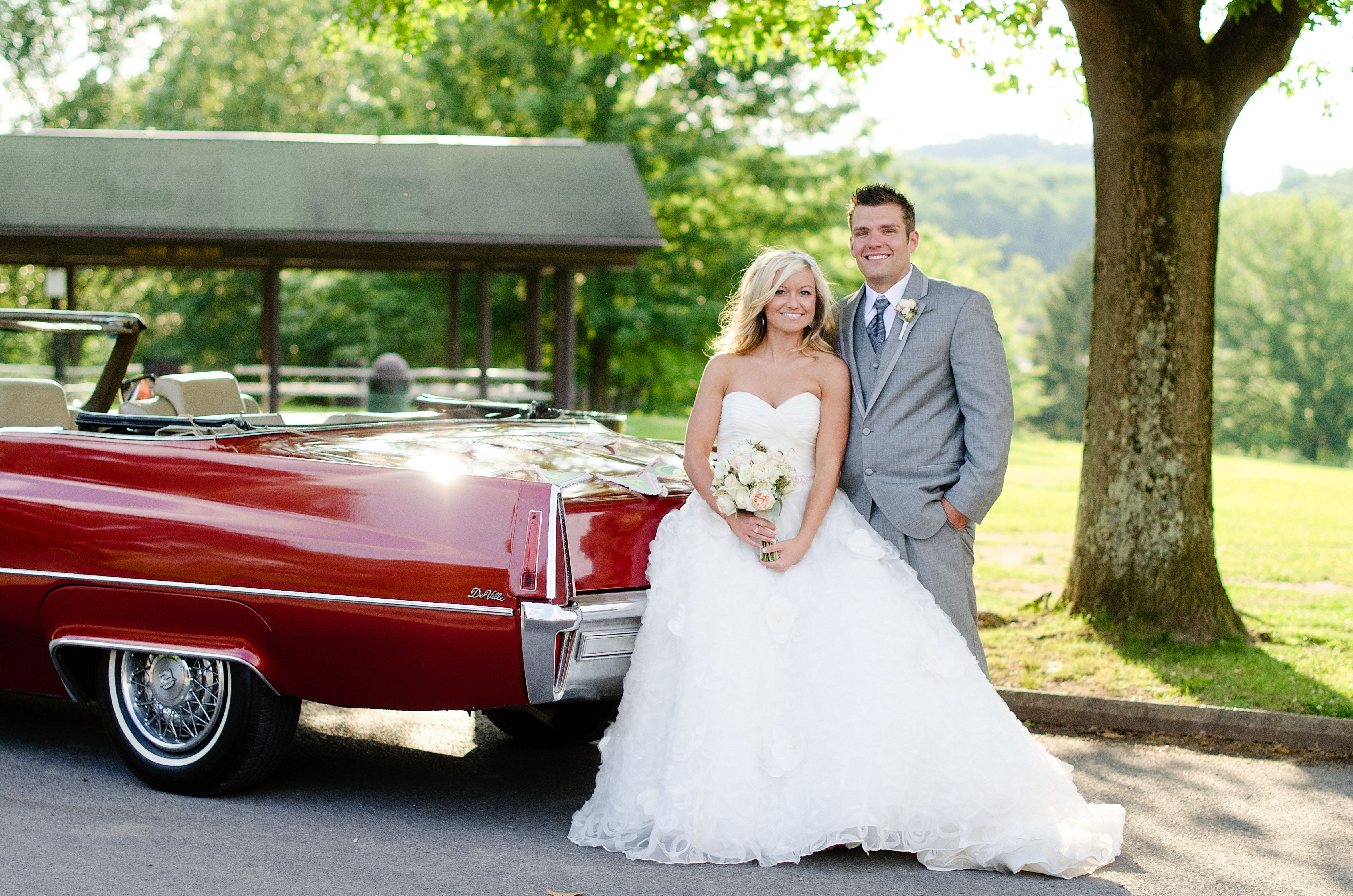 Bride and groom portraits brittany anderson photography cadillac