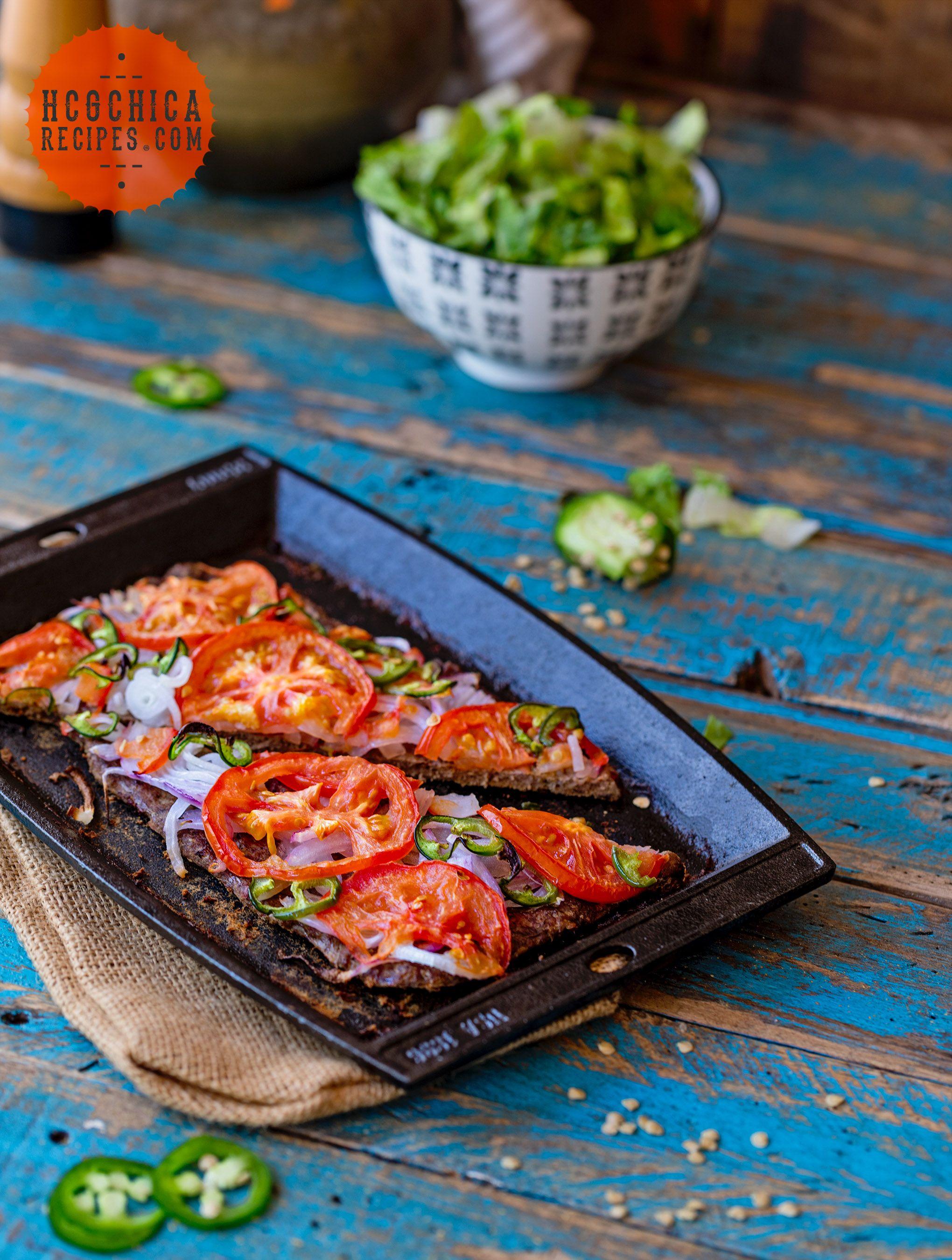 Phase 2 Hcg Diet Recipe Taco Meatza Ap Recipe In 2020 Beef