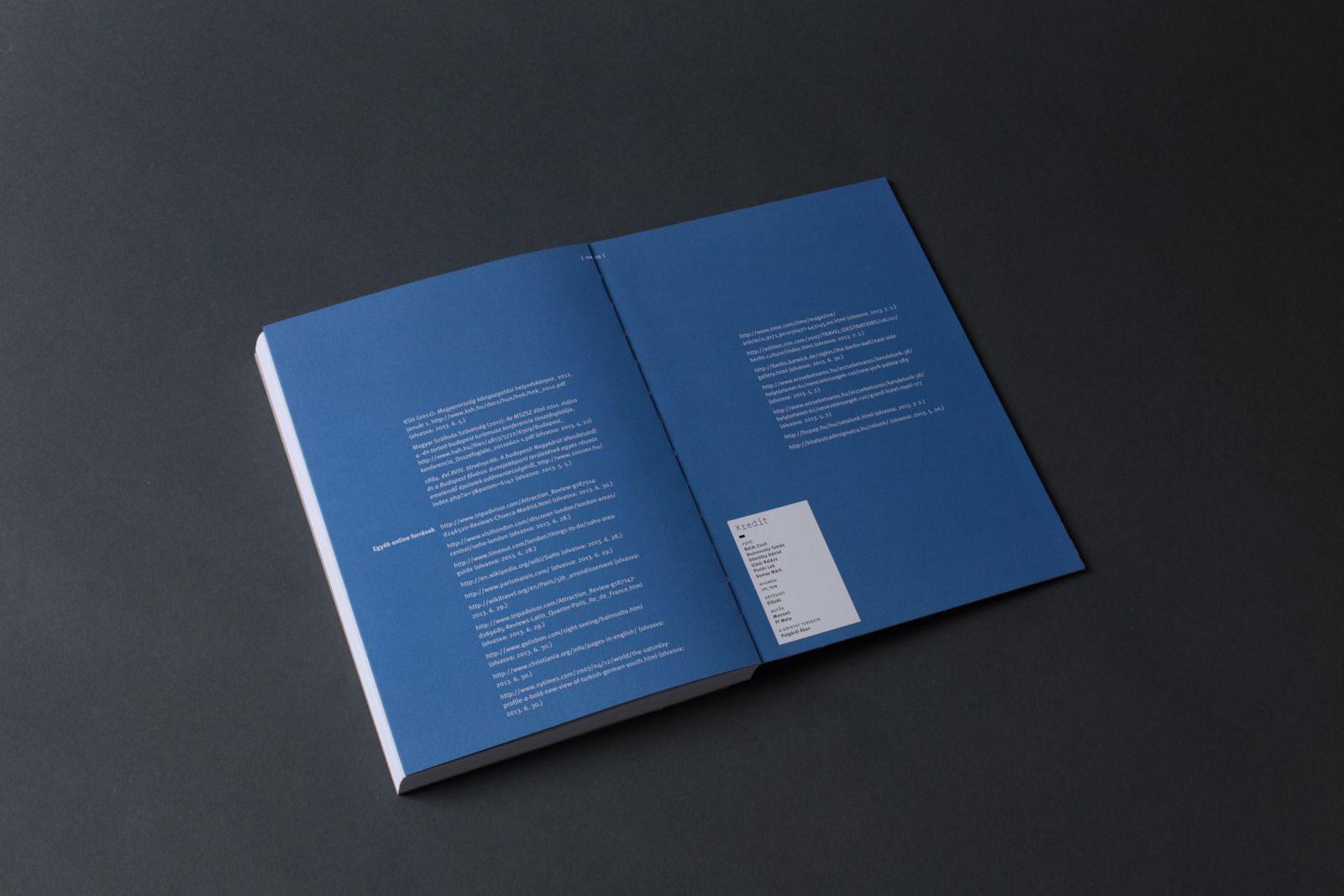 Project descriptionbook design for interior designer