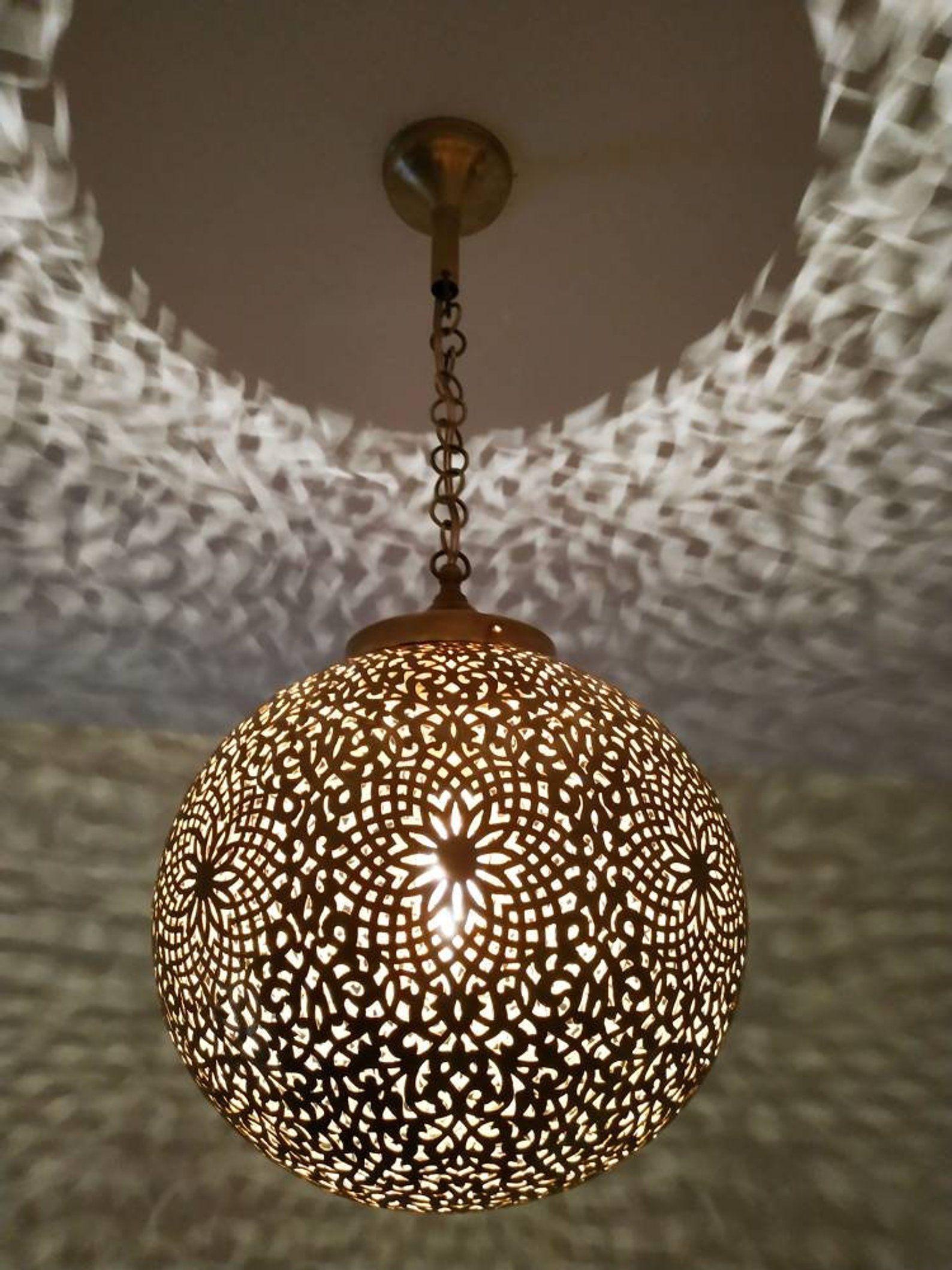 Moroccan Pendant Lights Moroccan Lamp Hanging Chandelier Etsy