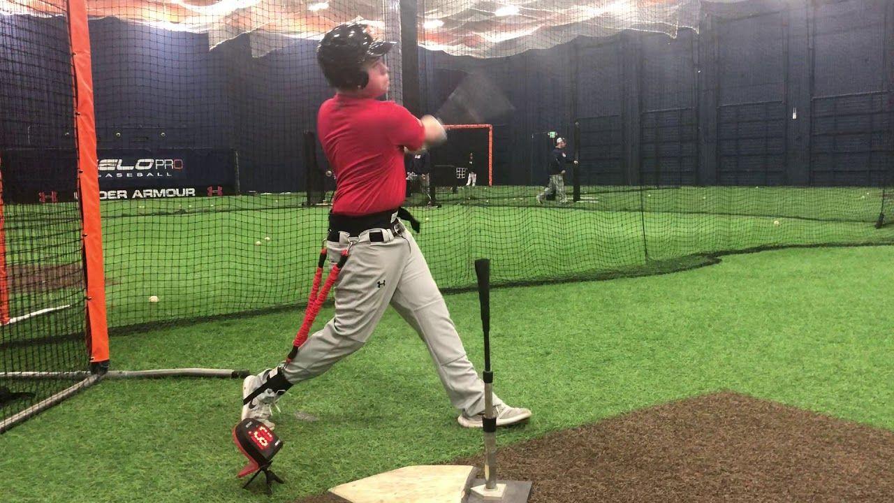 Ncaa Velopro Barrel Speed Lesson Seattle Washington Baseball Camps Baseball Camp Baseball Training High School Baseball