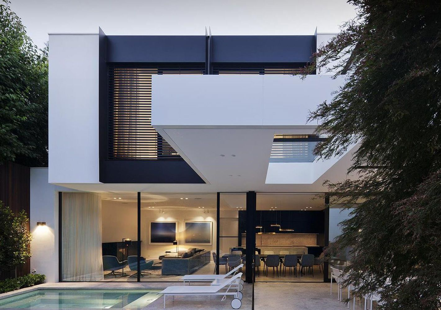 MELBOURNE, RESIDENTIAL PROJECT | INTERIORS & CONTRACT - EN