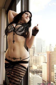 Hot sexy gothic girls