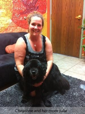 Cheyenne, a sassy 16-year-old chow and cocker spaniel mix, suffers from terminal mast cell cancer. http://healthypets.mercola.com/sites/healthypets/archive/2012/10/05/cheyenne-real-story.aspx
