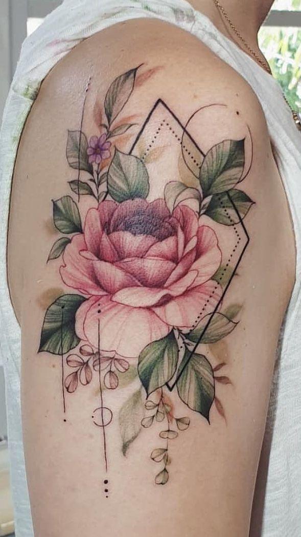 30 Female Upper Arm Tattoos Toptattoos 3dtatowierunge 30 Female Upper Arm Tattoos Top In 2020 Upper Arm Tattoos Sleeve Tattoos For Women Cute Hand Tattoos