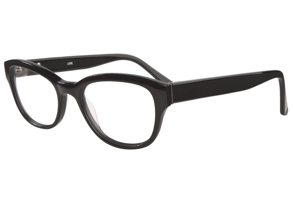 54bbd5f30f Love L750 Black eyeglasses. Get low prices