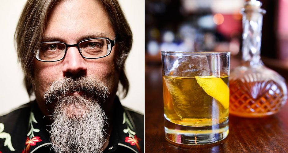 One of the country's foremost cocktail historians—and notable raconteur—regales us with tales about sneaking alcohol into army canteens, and why smooth drinks lead to chaos.