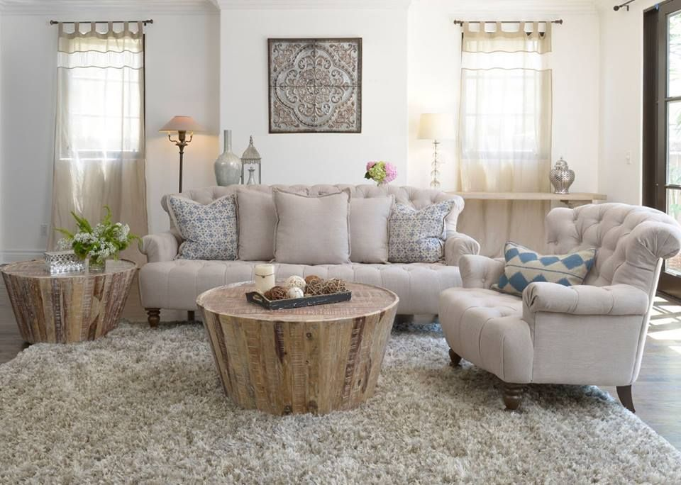 Lovely Lime Wash Coffee Table For Portal