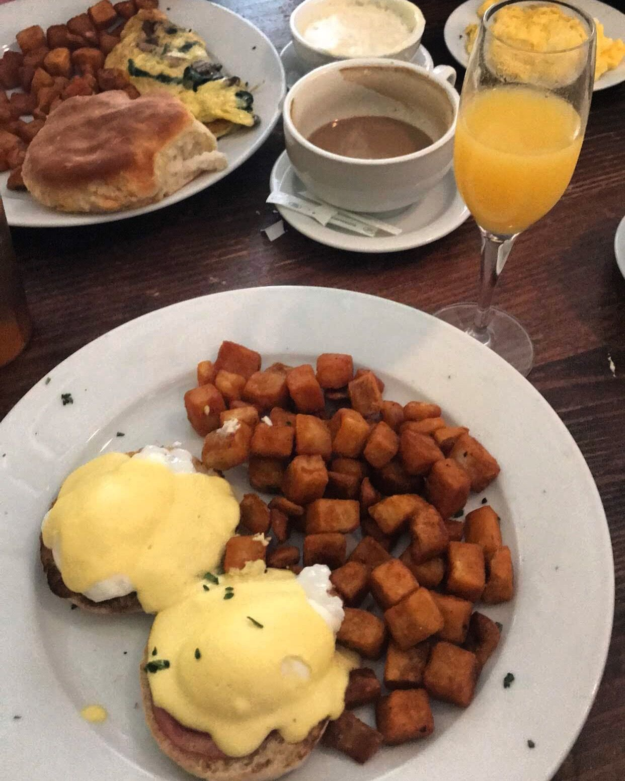 A Visit In Charleston SC Is Not Complete Without Brunch
