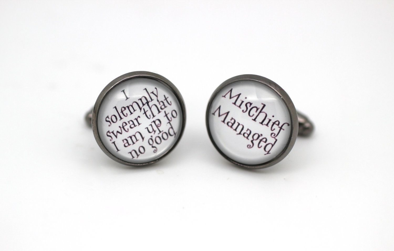 Harry potter i solemnly swear mischief managed cuff