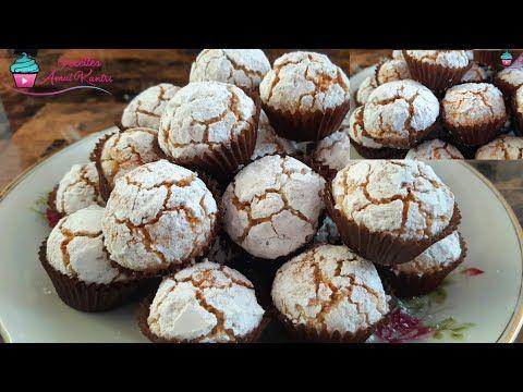 رائعة حلوى معلكة ديال زمان بدون كليكوز او مربى رطبة ومذاقها لا يوووصف متشبعوش منها سهلة في المتناول Youtube Food Breakfast Muffin