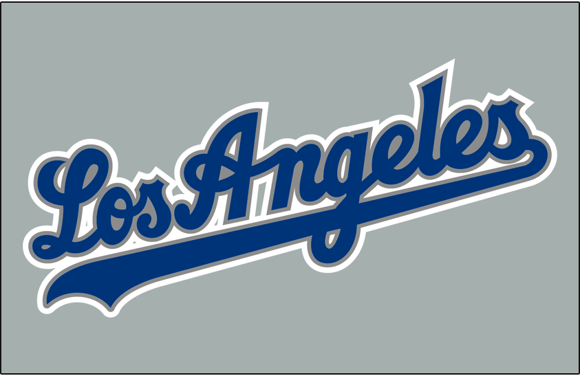 Los Angeles Dodgers Jersey Logo Dodgers Dodgers Jerseys Los Angeles Dodgers
