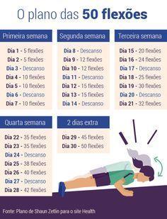 O Exercicio De Um Mes Que Promete Mudar O Corpo E A Vida
