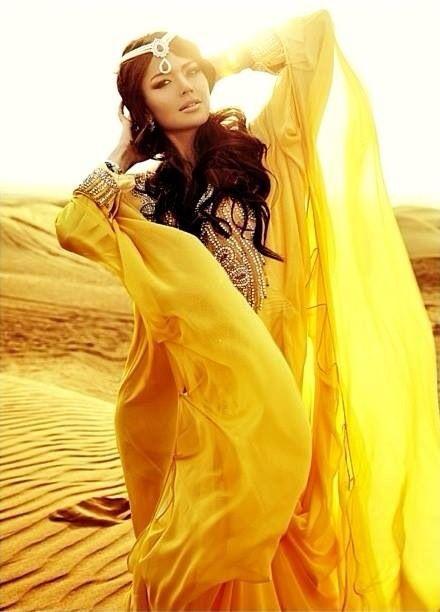 Beautiful kaftan