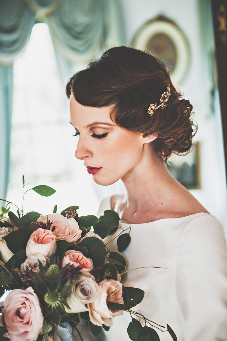 Atonement Glamorous 1940s Wedding Ideas