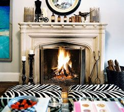 Tons of decorating ideas