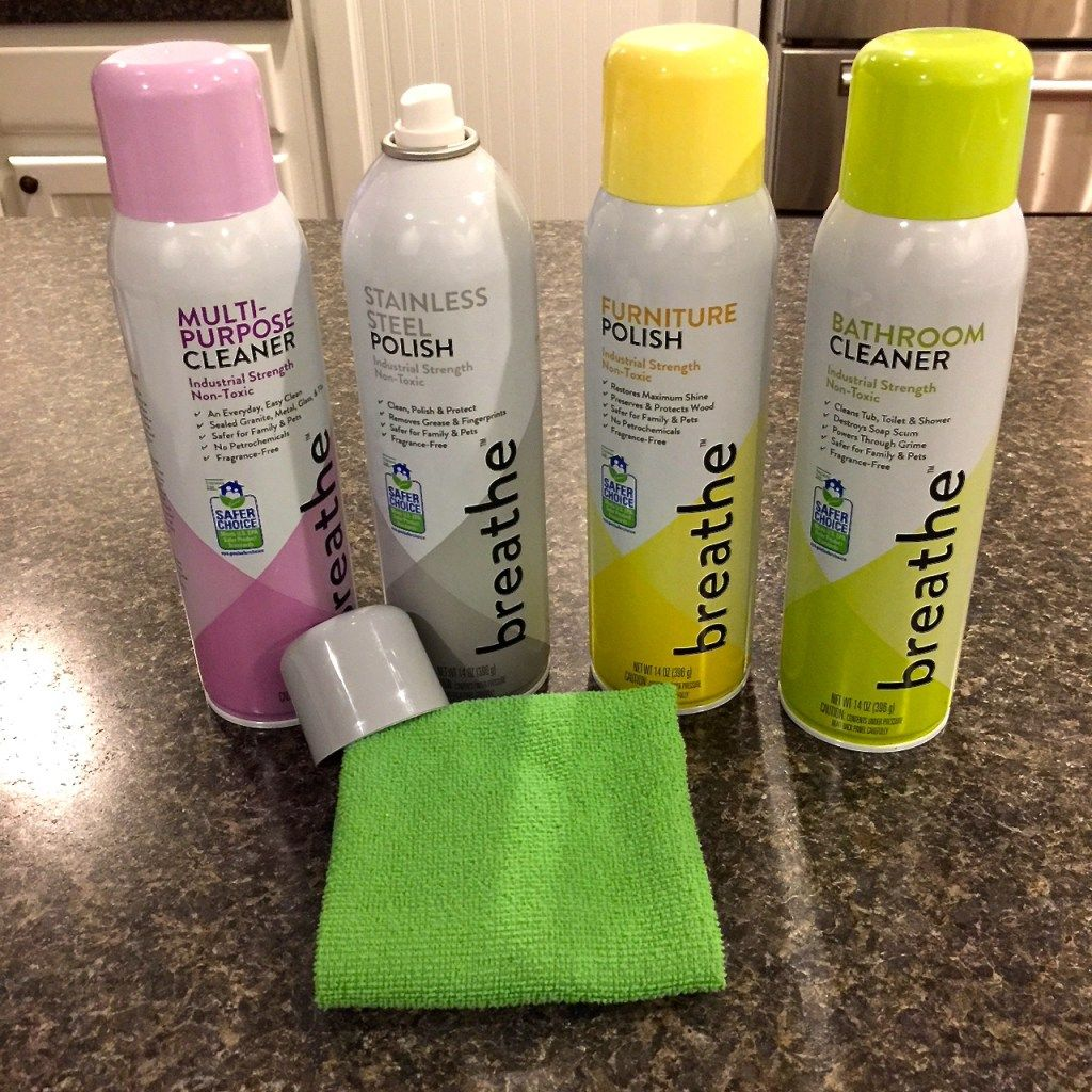 Get A Clean House Without Harsh Chemicals