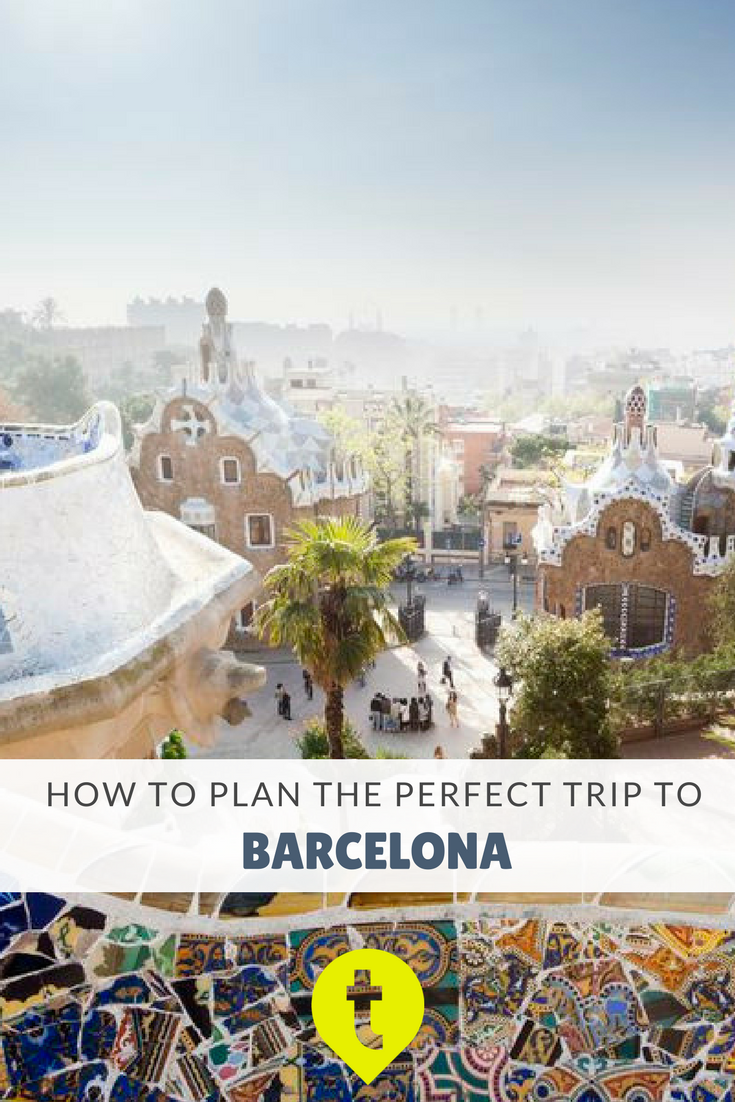Your Trip To Barcelona The Complete Guide Barcelona Travel Trip Spain Travel