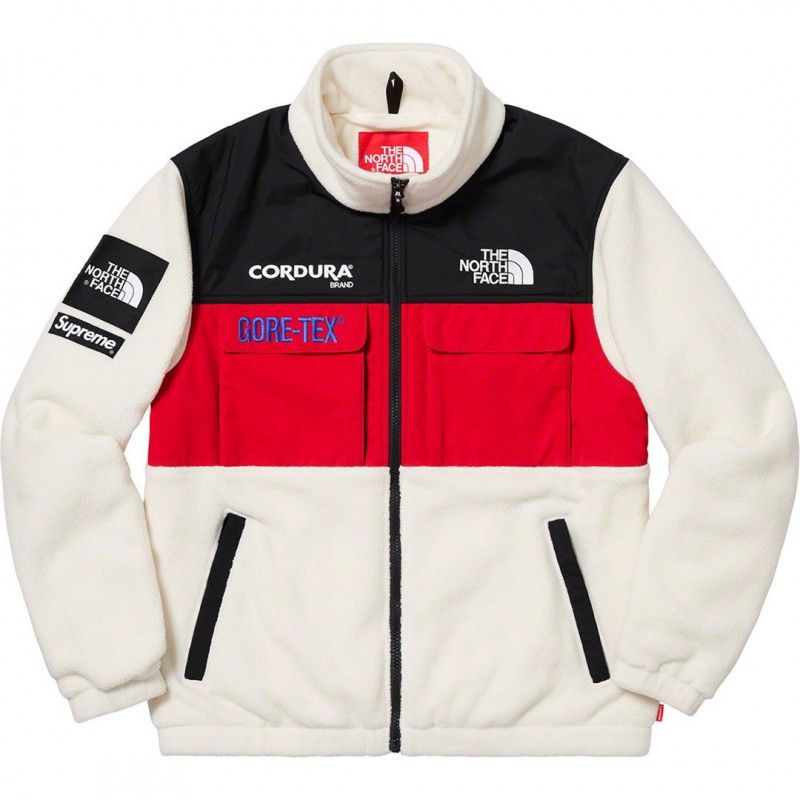 Supreme The North Face Fleece Jacket High Quality Replica Supreme Fleece Jacket